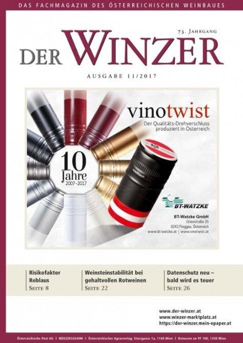Der Winzer Digital Nr. 11/2017