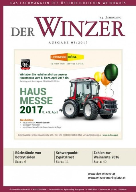 Der Winzer Digital Nr. 3/2017