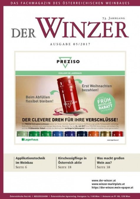 Der Winzer Digital Nr. 5/2017