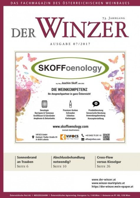 Der Winzer Digital Nr. 7/2017