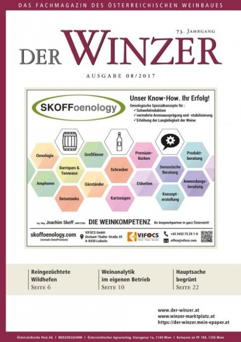 Der Winzer Digital Nr. 8/2017