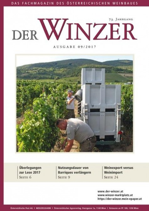 Der Winzer Digital Nr. 9/2017